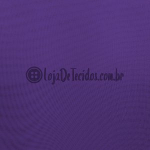 Voil Transparente Roxo 3m de Largura