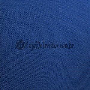 Voil Transparente Azul Royal 3mt de Largura