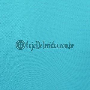 Voil Transparente Azul Claro 3mt de Largura