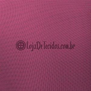 Voil Transparente Rosa 3m de Largura