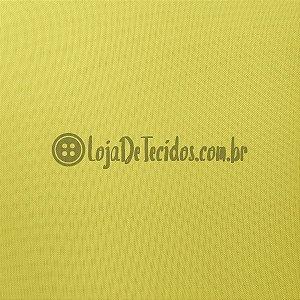 Voil Transparente Amarelo 3m de Largura