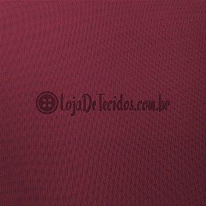 Voil Transparente Vermelho Marsala 3mt de Largura