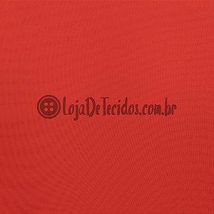 Voil Transparente Vermelho 3mt de Largura