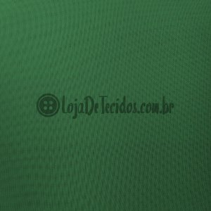 Voil Transparente Verde Floresta 3mt de Largura