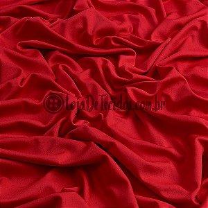 Helanquinha Liso Vermelho 1,65m de Largura
