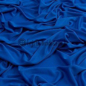 Helanquinha Liso Azul Royal 1,65m de Largura