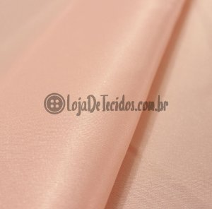 Crepe Diamond Rosa 1.50m de Largura
