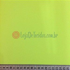 Tactel Liso Verde Fluorescente 1,60m de Largura