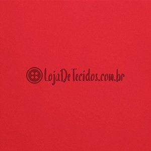 Tactel Liso Vermelho 1,60m de Largura