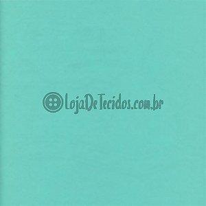 Feltro Liso Verde Água 1,40m de Largura