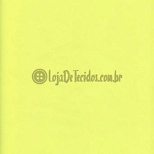 Feltro Liso Amarelo 1,40m de Largura
