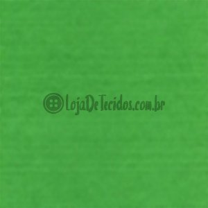 Feltro Liso Verde 1,40m de Largura