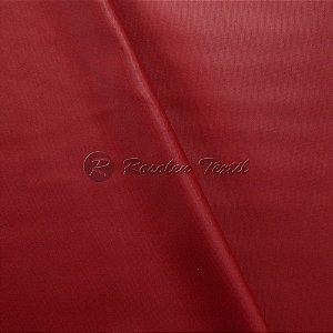 Cirrê Liso Vermelho 1,50m de Largura