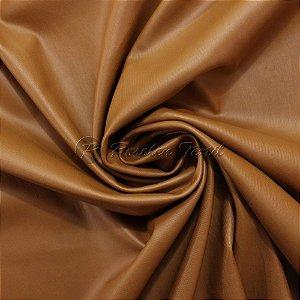 Cirrê Liso Caramelo 1,50m de Largura