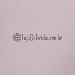 Montaria Twill Liso Rosa Claro 1,50m de Largura