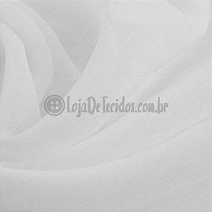 Musseline Liso Branco 1,40m de Largura