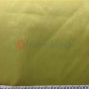 Cetim Liso Amarelo Limão 3m de Largura