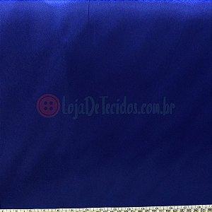 Cetim Liso Azul Royal 3mt de Largura
