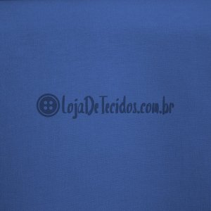 Bengaline Liso Azul Royal 1,50m de Largura