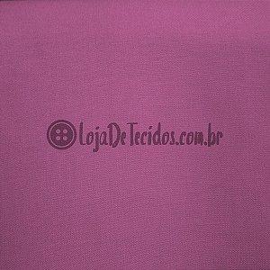 Bengaline Liso Rosa Chiclete 1,50m de Largura