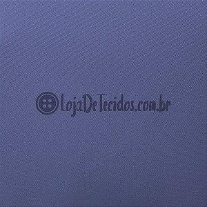 Oxford Fio Tinto Liso Azul Celeste 1,47m de Largura
