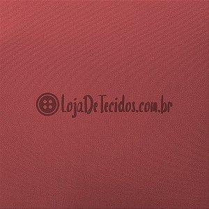 Oxford Fio Tinto Liso Coral 1,47m de Largura