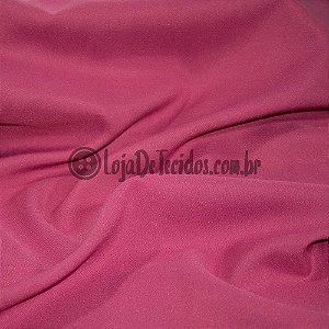 Oxford Fio Tinto Liso Rosa 1,47m de Largura