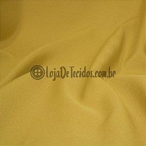 Oxford Fio Tinto Liso Amarelo 1,47m de Largura