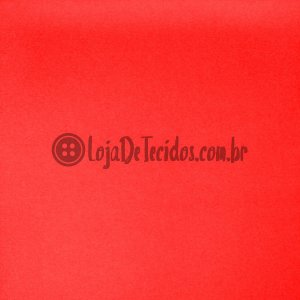 Two Way Liso Vermelho 1,50m de Largura