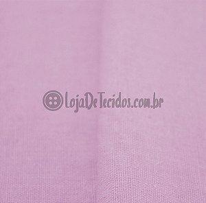 Linho com Viscose Rosa Bebê 1,33m de Largura