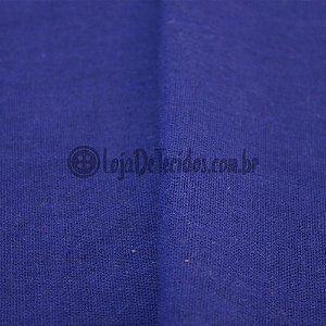 Linho com Viscose Azul Royal 1,33m de Largura