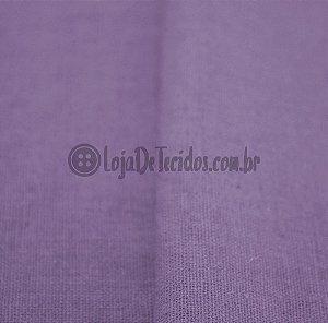 Linho com Viscose Lilás 1,33m de Largura