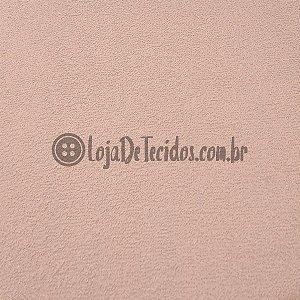 Atoalhado 100% Algodão Liso Rosa 1,40m de Largura