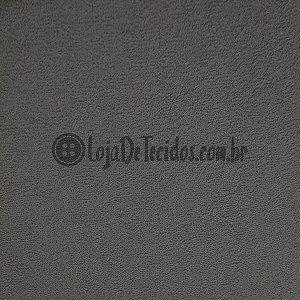 Atoalhado 100% Algodão Liso Preto 1,40m de Largura