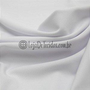 Crepe de Malha Branco 1,50m de Largura
