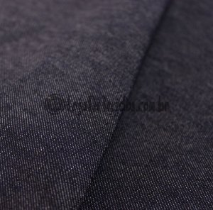 Jeans Denin Azul Noite 1,43mt de Largura