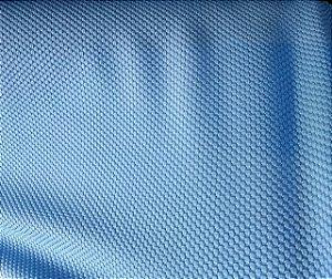 Malha Piquet Azul Bebê 1,50m de Largura