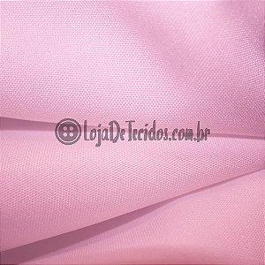 Oxford Liso Rosa Claro 3m de Largura