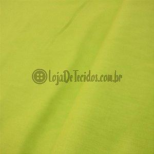 Tricoline Liso Verde Claro 1,50m de Largura
