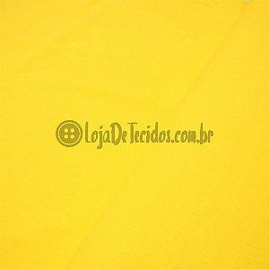 Tricoline Liso Amarelo 1,50m de Largura