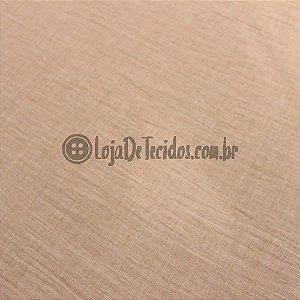 Paraty Linen Look Bege 1,65m de Largura