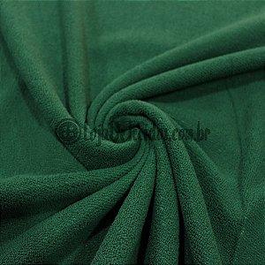 Atoalhado Microfibra Verde 1,50m de Largura