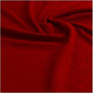 Soft Liso vermelho 1,60m de Largura