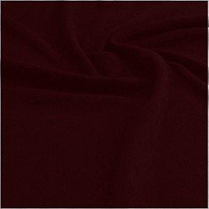 Soft Liso marsala 1,60m de Largura