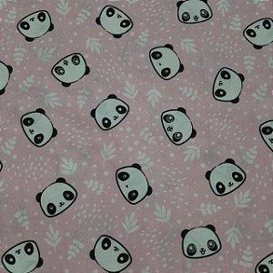 Tricoline Especial Tema Panda