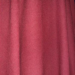 Linho Misto com Elastano Vermelho 1,40mt de Largura