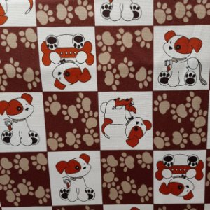 Oxford Estampado Tema Pets 1,50mt de Largura
