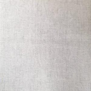 Linho Misto Off White 1,40mt de Largura