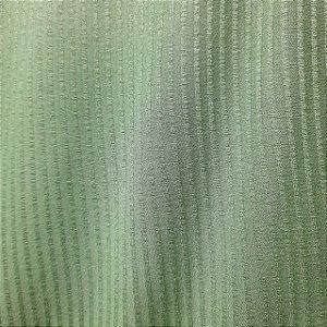Malha de Viscose Canelada Verde Menta 1,30mt de Largura