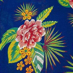 Chita Estampada Floral 1,40mt de Largura